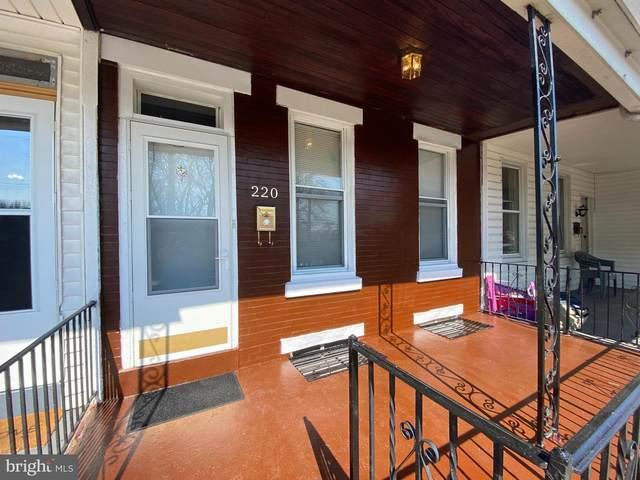 220 W 15TH Street, CHESTER, PA 19013 (#PADE540974) :: Colgan Real Estate