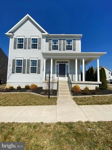 118 Union Ridge, CHARLES TOWN, WV 25414 (#WVJF141680) :: Network Realty Group