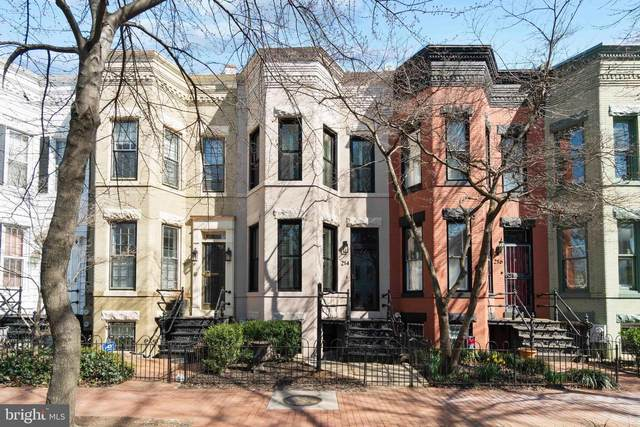 214 10TH Street SE, WASHINGTON, DC 20003 (#DCDC511658) :: Coleman & Associates