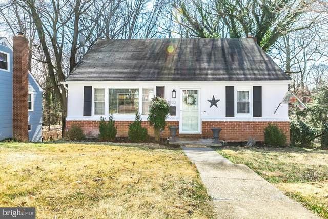 3803 Mayberry Avenue, BALTIMORE, MD 21206 (#MDBA542536) :: The Miller Team