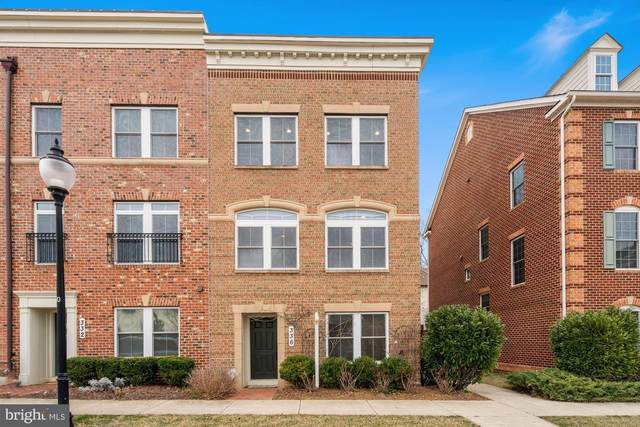 336 Grand Street, GAITHERSBURG, MD 20878 (#MDMC747720) :: The MD Home Team