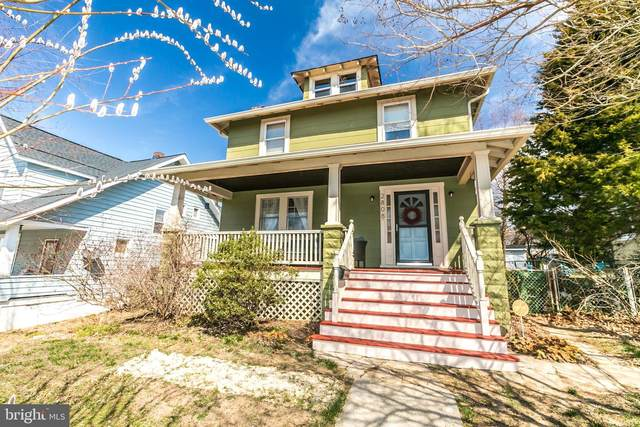 2808 Bayonne Avenue, BALTIMORE, MD 21214 (#MDBA542540) :: Realty One Group Performance