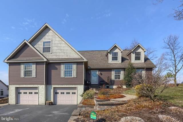 36 Township Line Drive, FREDERICKSBURG, PA 17026 (#PALN118218) :: Linda Dale Real Estate Experts