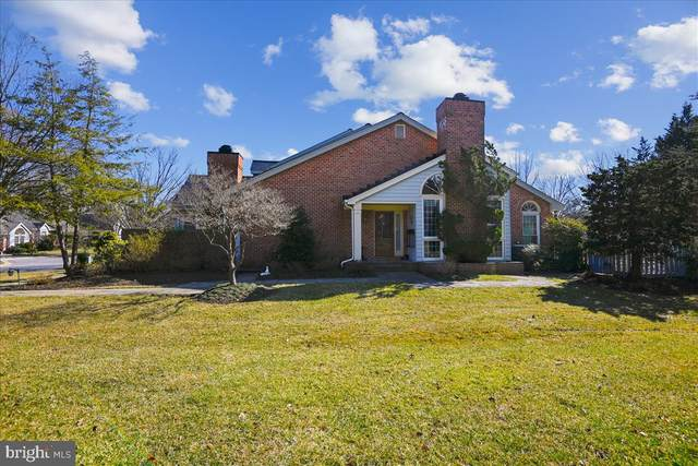 4 Quail Hollow Road, LUTHERVILLE TIMONIUM, MD 21093 (#MDBC521982) :: City Smart Living