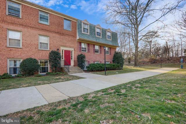 5968 Westchester Park Drive T-2, COLLEGE PARK, MD 20740 (#MDPG599514) :: Gail Nyman Group