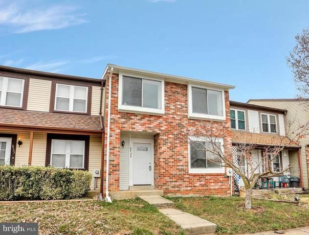 8735 Treasure Avenue, WALKERSVILLE, MD 21793 (#MDFR278992) :: Crossman & Co. Real Estate