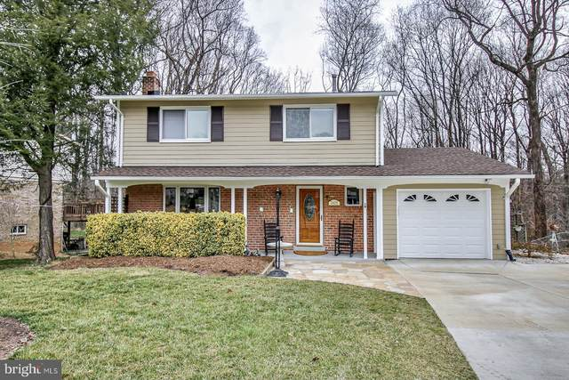 5406 Gainsborough Drive, FAIRFAX, VA 22032 (#VAFX1185636) :: Advance Realty Bel Air, Inc