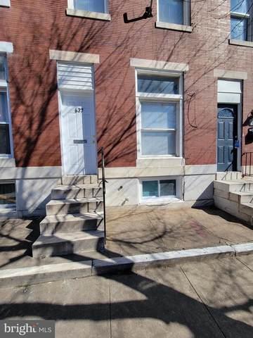 637 N Kenwood Avenue, BALTIMORE, MD 21205 (MLS #MDBA542564) :: Maryland Shore Living | Benson & Mangold Real Estate