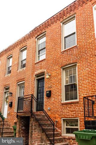 1615 Olive Street, BALTIMORE, MD 21230 (#MDBA542570) :: Advance Realty Bel Air, Inc