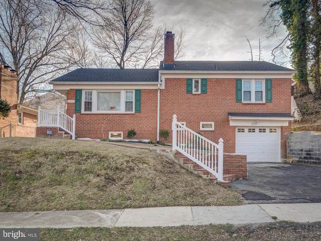 4201 23RD Place, TEMPLE HILLS, MD 20748 (#MDPG599534) :: The Riffle Group of Keller Williams Select Realtors