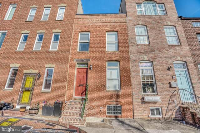 1205 S Clinton Street, BALTIMORE, MD 21224 (#MDBA542588) :: Advance Realty Bel Air, Inc