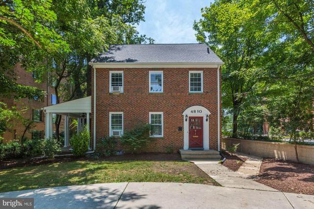 4810 Chevy Chase Drive, CHEVY CHASE, MD 20815 (#MDMC747766) :: City Smart Living