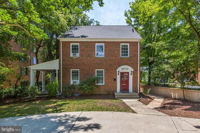 4810 Chevy Chase Drive, CHEVY CHASE, MD 20815 (#MDMC747778) :: City Smart Living