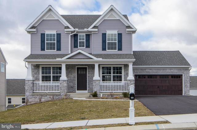 705 Seaton Drive, YORK, PA 17402 (#PAYK154238) :: The Heather Neidlinger Team With Berkshire Hathaway HomeServices Homesale Realty