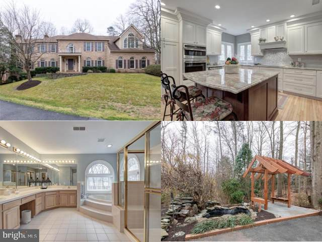 5905 Fairview Woods Drive, FAIRFAX STATION, VA 22039 (#VAFX1185726) :: Berkshire Hathaway HomeServices McNelis Group Properties