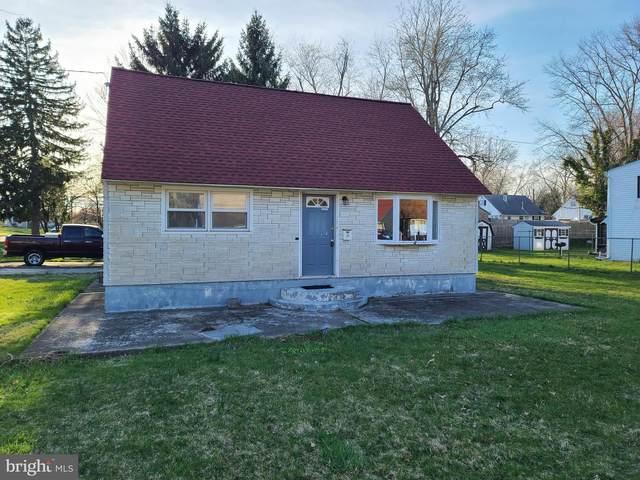 953 Terrace Boulevard, TRENTON, NJ 08618 (#NJME308938) :: Linda Dale Real Estate Experts