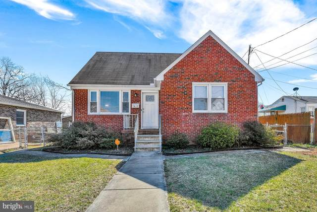 7617 Mars Avenue, BALTIMORE, MD 21234 (#MDBA542644) :: SURE Sales Group