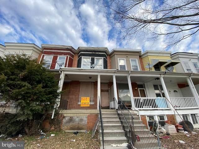 3212 W Belvedere Avenue, BALTIMORE, MD 21215 (#MDBA542648) :: Colgan Real Estate