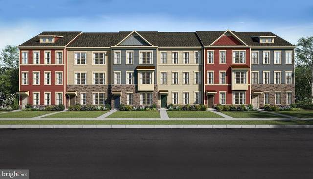 TBD Ashton Market Alley Homesite 9B, ASHTON, MD 20861 (#MDMC747842) :: AJ Team Realty