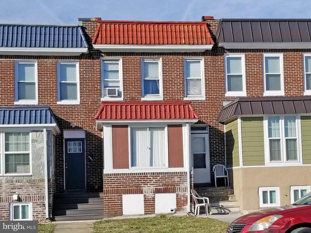 4130 Reisterstown Road, BALTIMORE, MD 21215 (#MDBA542660) :: ExecuHome Realty