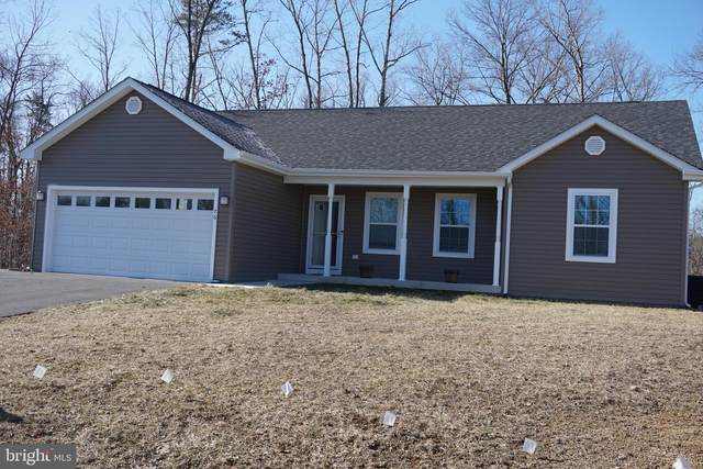 76 Bacon Ct., HEDGESVILLE, WV 25427 (#WVBE184274) :: Realty One Group Performance