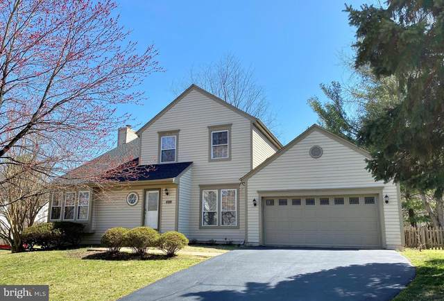 4509 Waverly Crossing Lane, CHANTILLY, VA 20151 (#VAFX1185832) :: Debbie Dogrul Associates - Long and Foster Real Estate