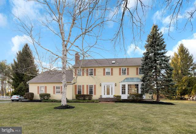 20 Fairway Drive, PRINCETON JUNCTION, NJ 08550 (#NJME308982) :: Holloway Real Estate Group