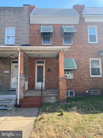 615 Rappolla Street, BALTIMORE, MD 21224 (#MDBA542690) :: Colgan Real Estate