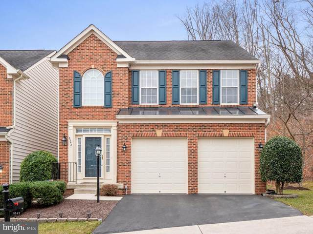 8542 Barrow Furnace Lane, LORTON, VA 22079 (#VAFX1185864) :: The Miller Team