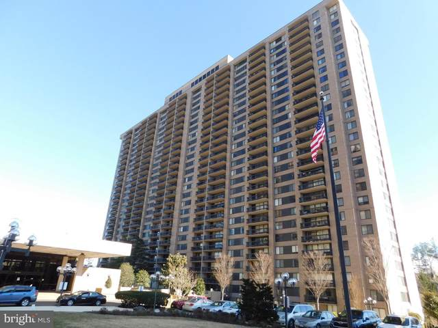 3705 S George Mason Drive 1613S, FALLS CHURCH, VA 22041 (#VAFX1185876) :: Gail Nyman Group