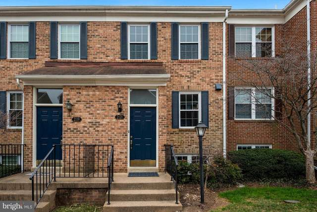 2121 Dominion Heights Court, FALLS CHURCH, VA 22043 (#VAFX1185886) :: Berkshire Hathaway HomeServices McNelis Group Properties