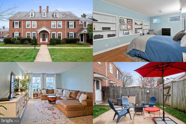3611 S Taylor Street A2, ARLINGTON, VA 22206 (#VAAR177734) :: Corner House Realty
