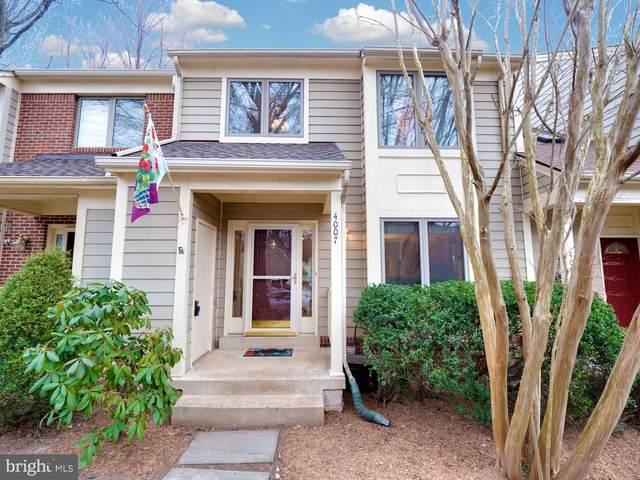 4007 Lake Glen Road, FAIRFAX, VA 22033 (#VAFX1185920) :: Colgan Real Estate