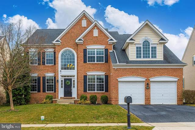 6213 Christian Kemp Drive N, FREDERICK, MD 21703 (#MDFR279034) :: Realty One Group Performance