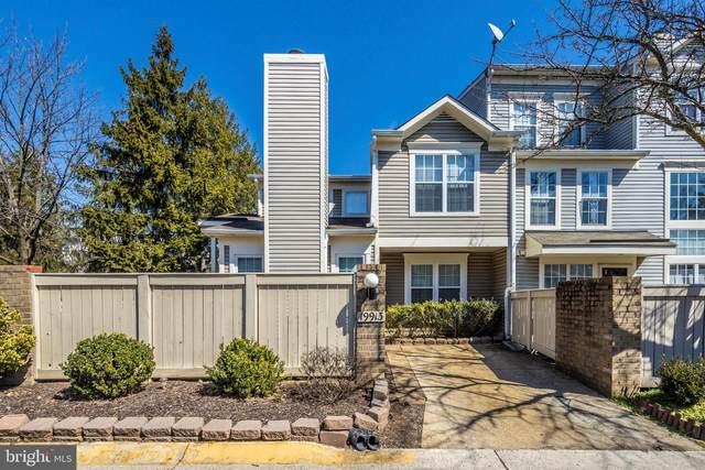 19913 Drexel Hill Circle, MONTGOMERY VILLAGE, MD 20886 (#MDMC747920) :: Crossman & Co. Real Estate