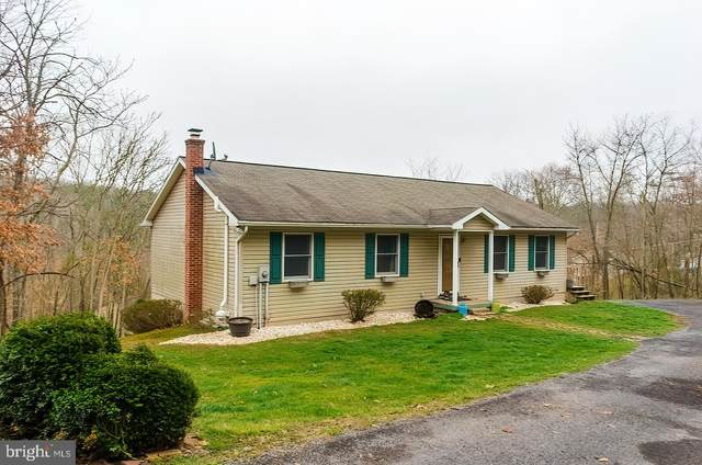 310 Weber Lane, BERKELEY SPRINGS, WV 25411 (#WVMO118138) :: Colgan Real Estate