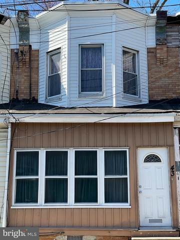 43 N 22ND Street, CAMDEN, NJ 08105 (MLS #NJCD414998) :: Kiliszek Real Estate Experts