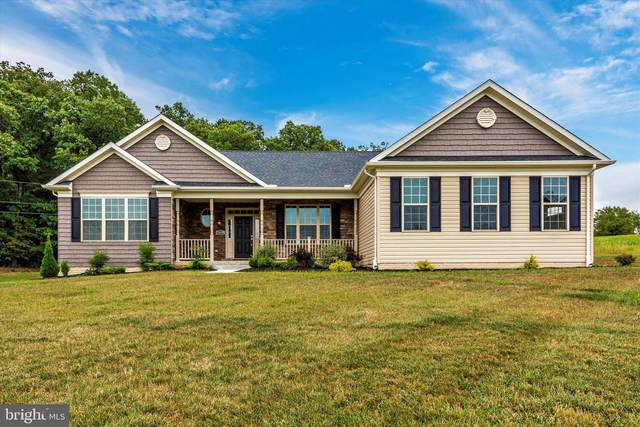 Lot 65 Pommel Drive, MOUNT AIRY, MD 21771 (#MDCR203028) :: Berkshire Hathaway HomeServices McNelis Group Properties