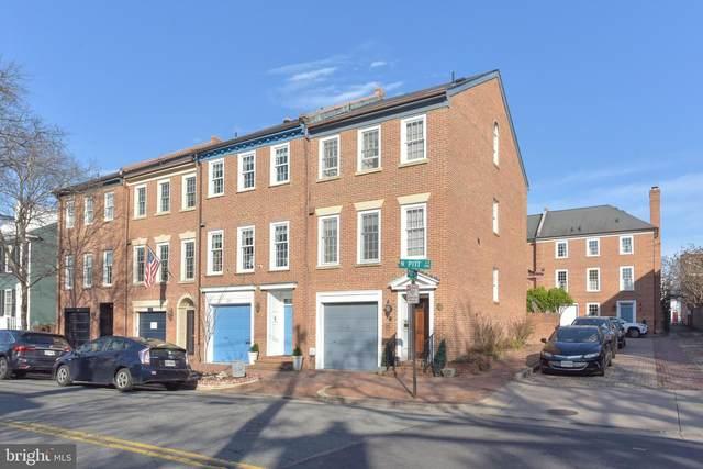 205 N Pitt Street, ALEXANDRIA, VA 22314 (#VAAX257084) :: City Smart Living