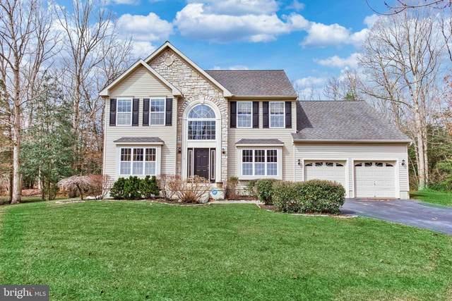 110 Deerwood Drive, FRANKLINVILLE, NJ 08322 (#NJGL272402) :: Linda Dale Real Estate Experts