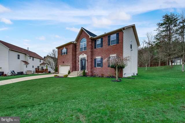 8401 Cahill Court, CLINTON, MD 20735 (#MDPG599662) :: Realty One Group Performance
