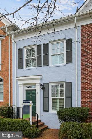 806 Second Street, ALEXANDRIA, VA 22314 (#VAAX257090) :: Tom & Cindy and Associates