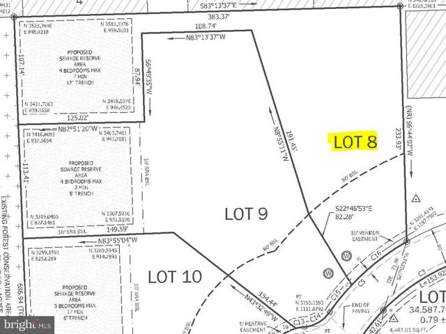 Lot 8 Crawford Drive, SALISBURY, MD 21804 (#MDWC112036) :: Bright Home Group