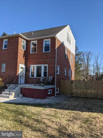 3821 Labyrinth Road, BALTIMORE, MD 21215 (#MDBA542736) :: Lucido Agency of Keller Williams