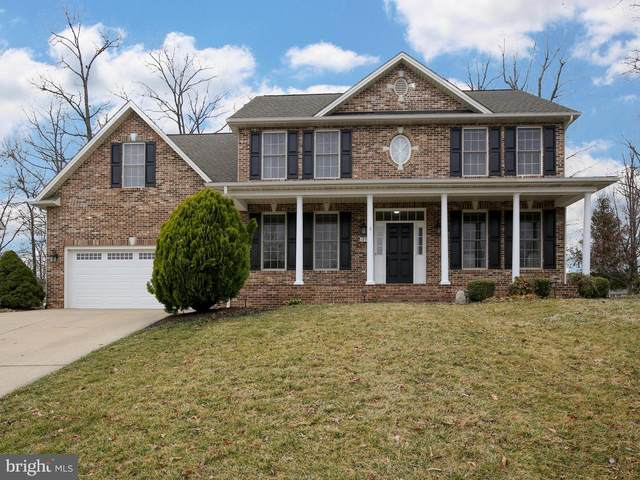 120 First Manassas Place, STEPHENS CITY, VA 22655 (#VAFV162640) :: Realty One Group Performance