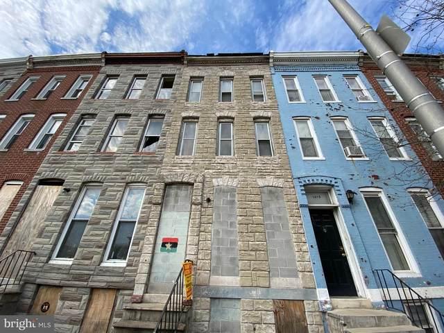 1408 N Fulton Avenue, BALTIMORE, MD 21217 (#MDBA542766) :: Colgan Real Estate