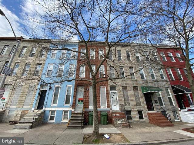 1412 N Fulton Avenue, BALTIMORE, MD 21217 (#MDBA542770) :: Colgan Real Estate