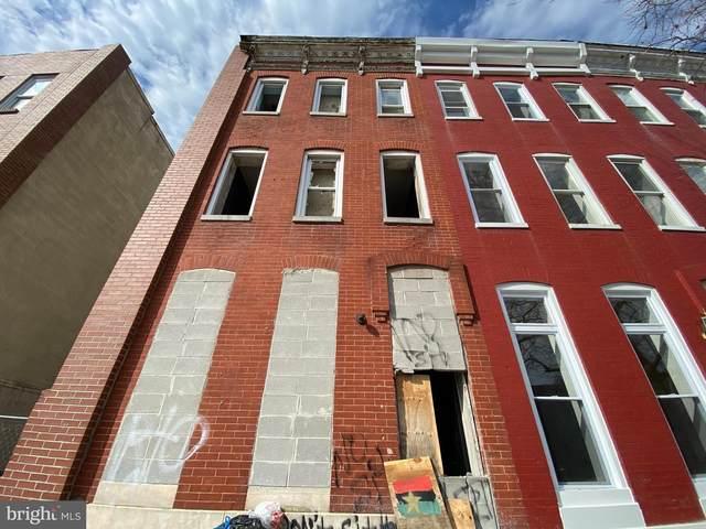 1426 N Fulton Avenue, BALTIMORE, MD 21217 (#MDBA542774) :: Colgan Real Estate