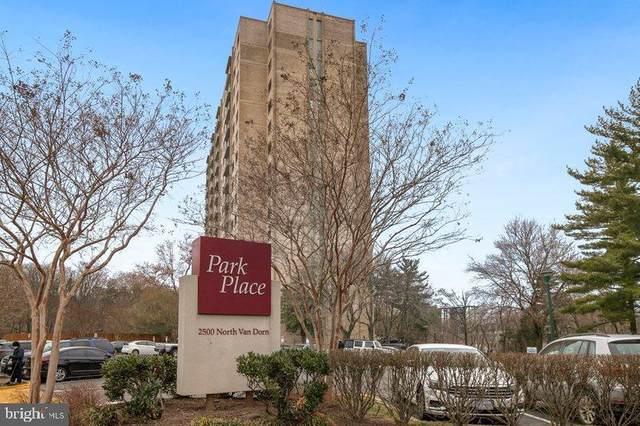 2500 N Van Dorn Street #1421, ALEXANDRIA, VA 22302 (#VAAX257108) :: Jennifer Mack Properties
