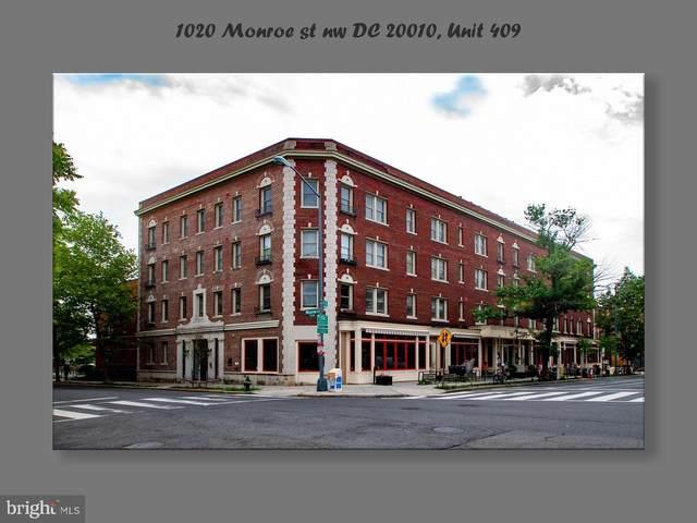 1020 Monroe Street NW #409, WASHINGTON, DC 20010 (#DCDC511950) :: LoCoMusings